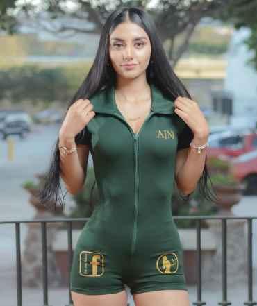 Janel - Edecan y Modelo de la agencia AJ Modelos Tijuana