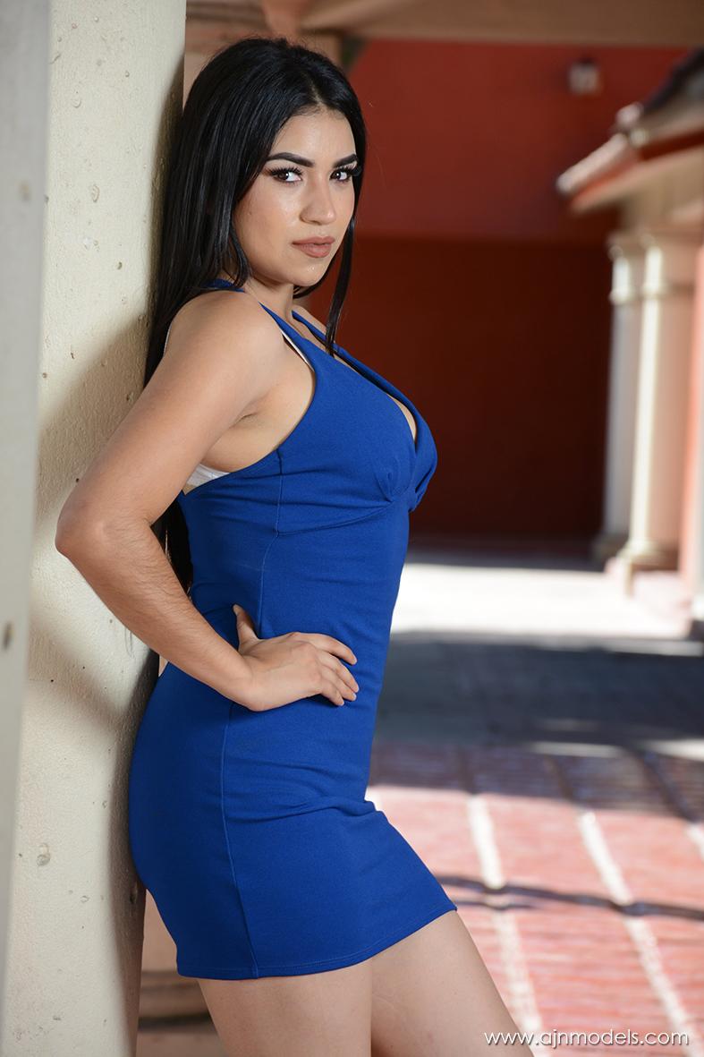 Abigail - Edecan y Modelo de agencia AJ Modelos Tijuana