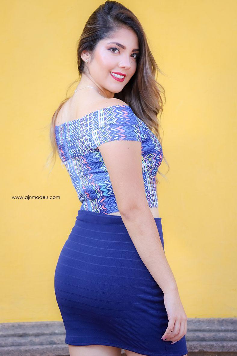 Sarai Edecan Modelo en San Luis Potosí Agencia AJ Modelos