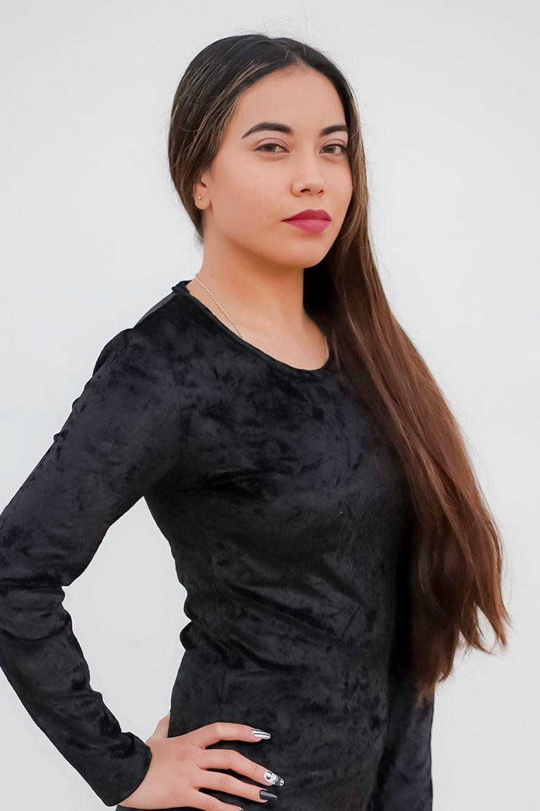Aidee - Modelo y Edecán en Agencia AJ Modelos Texcoco