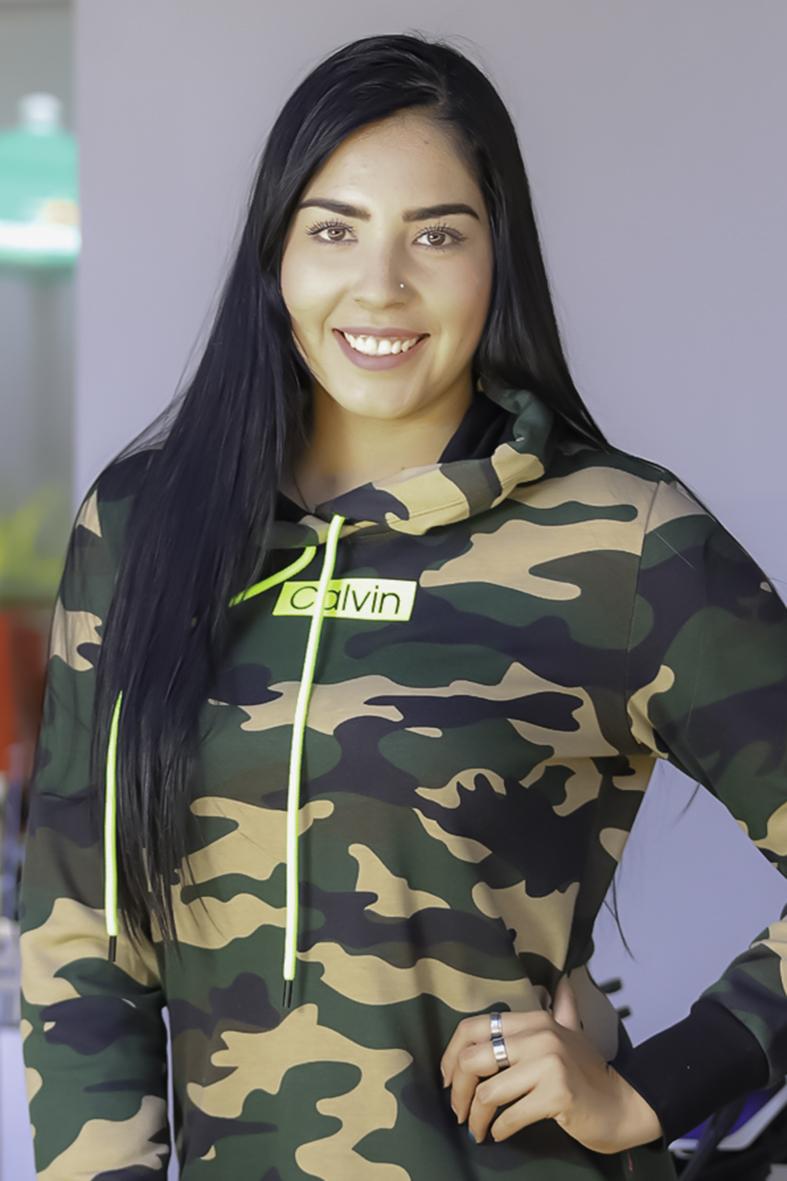 Lesly - Modelo y Edecan en Agencia AJ Modelos Texcoco